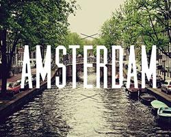 Week-end à Amsterdam pour les Lillois !