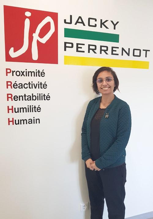 Rachel SAKR - Valence Maestris Sup BTS Gestion PME PMI Bachelor Ressources Humaines