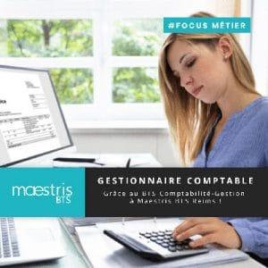 BTS Comptabilité Gestion à Maestris BTS Reims