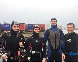Baptême de plongée : une belle récompense pour nos étudiants de Maestris Sup Dunkerque